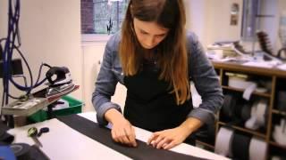 ALBERTO Pants - Making of pants