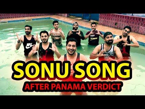 SONU SONG After Panama Verdict | Karachi Vynz Official