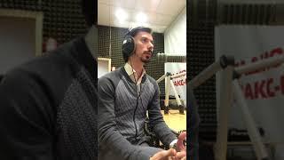 "Георгий Кот на радиостанции ""Макс-FM"""