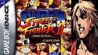Super Street Fighter II - Turbo Revival - Ken (GBA)