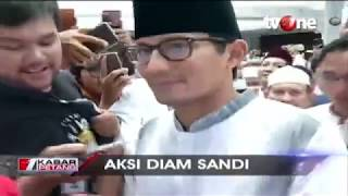 Download Disambut Massa Pendukung, Sandiaga Uno Bungkam Seribu Bahasa Mp3 and Videos