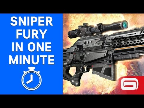 Sniper Fury In One Minute