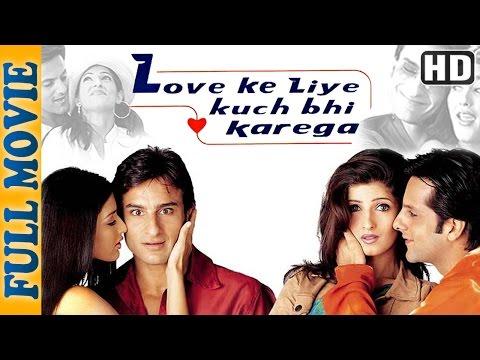 Love Ke Liye Kuch Bhi Karega {HD} (2001) - Comedy Movie - Saif Ali Khan - Fardeen Khan - Aftab