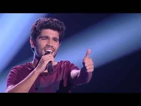 "Ricardo Mestre - ""I will always love you"" | Provas Cegas | The Voice Portugal | Season 3"