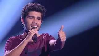 "Ricardo Mestre - ""I will always love you"" | Provas Cegas | T..."