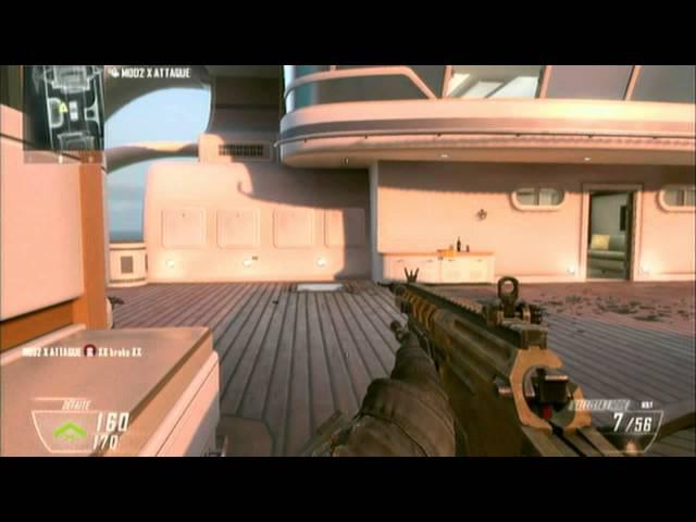 Call Of Duty Black Ops 2 ; Jeux darmes avec Kraks