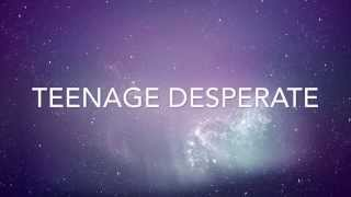 The Janoskians - Teenage Desperate [Lyrics]
