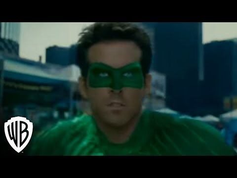 Green Lantern - City Battle