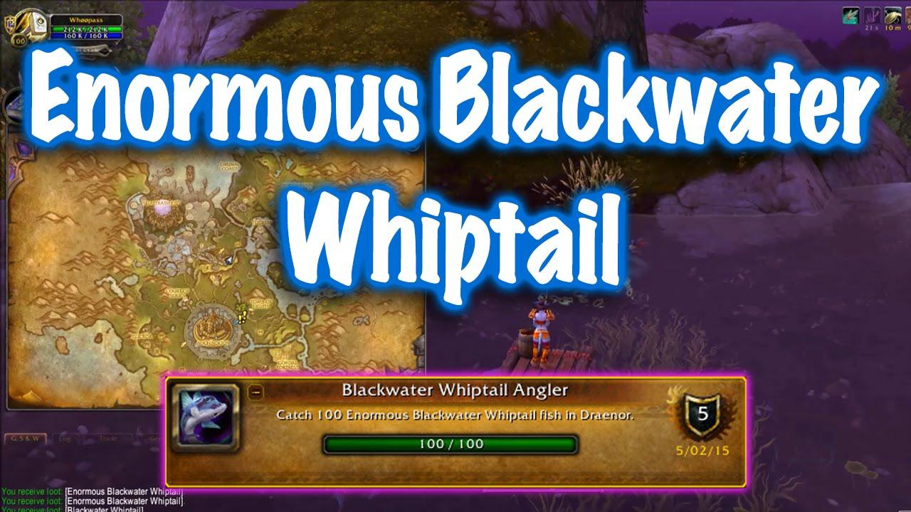 Wow Whiptail Farming