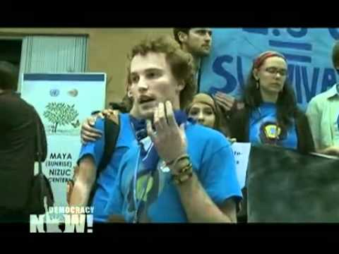 Groups Protest U.N. Climate Summit for Shutting Out Civil Society
