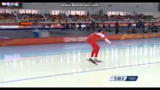 ČT Sport - Rychlobruslení muži 5000m