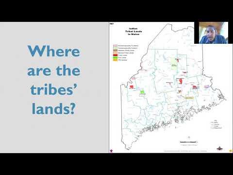 Lunch & Learn: Tribal Sovereignty Legislation
