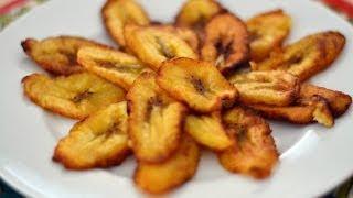 Tajadas Recipe - How To Make Sweet Plantain Slices - Sweet Y Salado
