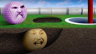 HIDDEN HOLE IN ONES!   Golf It! [Ep 9]