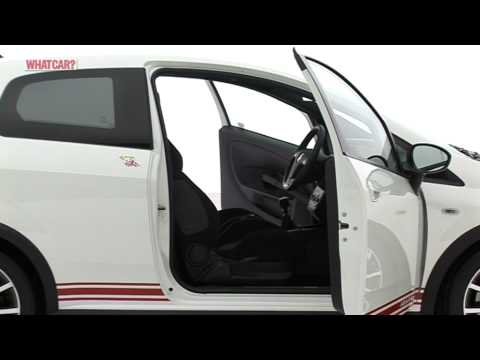 Fiat Grande Punto Abarth review - What Car