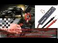 VideoTutorial HD | Luz Bateria Encendida en Cuadro Toyota Auris 2007 1600G