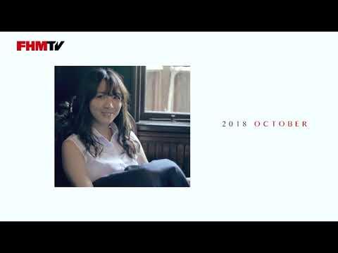 FHM 2018 十月號 COVER GIRL|園都 Sono Miyako