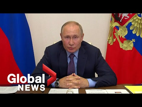 """""""Let's see how Sputnik V works:"""" Putin self-isolating after COVID-19 outbreak in inner-circle"""