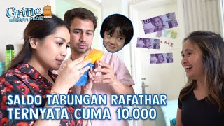 Download lagu KADO SUNATAN RAFATHAR :RAFFI-GIGI KASI TABUNGAN DOLLAR & MOBIL MEWAH