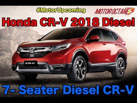 Honda crv 2018 diesel 7 seater in hindi motorupcoming for Honda crv 7 seater usa