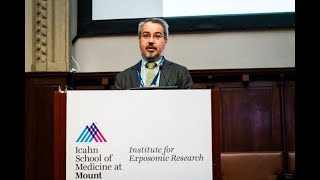 Robert O. Wright, MD, MPH: Precision Medicine and the Role of Exposomics