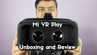 Mi Play VR India Unboxing, Review and Comparison | Gadgets To Use