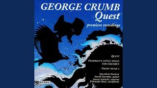 Night Music I - Rev. 1976: III. Notturno III: La Luna Asoma