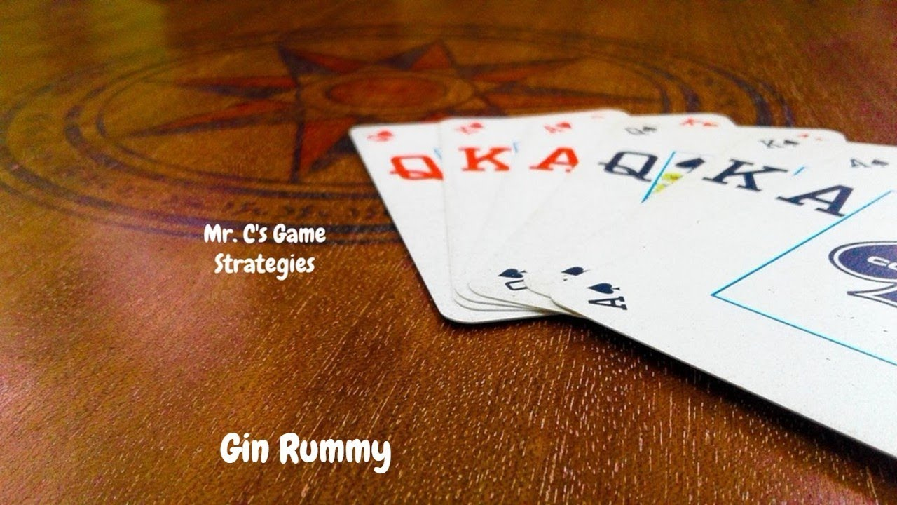 strategies for casino card game