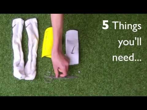 How To Wear Football Socks Like A PRO