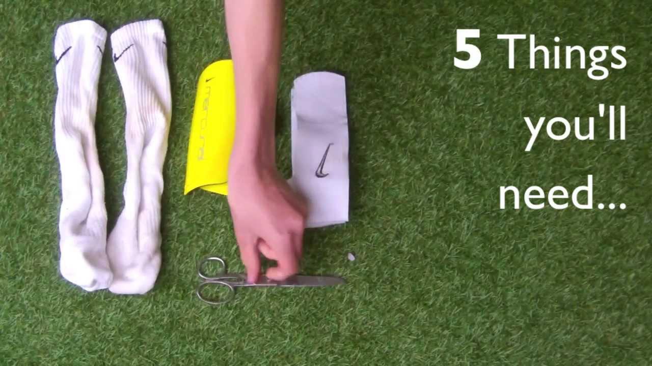 174074868 How to wear Football socks like a PRO - YouTube