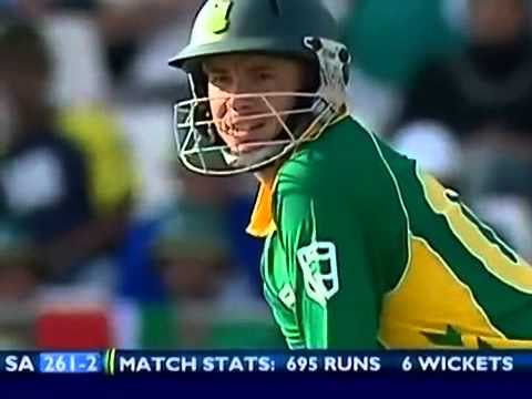 434 South African innings