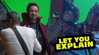 Things I Missed In INFINITY WAR | Let You Explain