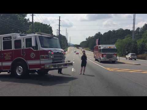 MARIETTA FIRE DEPARTMENT FIREFIGHTER  RON HERENS WAS LAID TO REST TODAY IN MARIETTA GA.