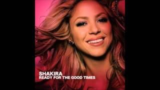 Shakira - Ready For The Good Times Karaoke / Instrumental with lyrics