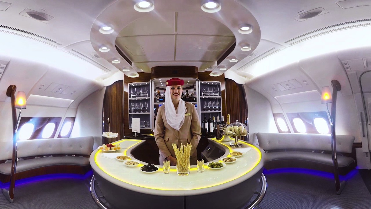how to get into emirates business class lounge