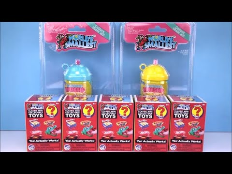 Worlds Smallest Collectible TOYS Reviews