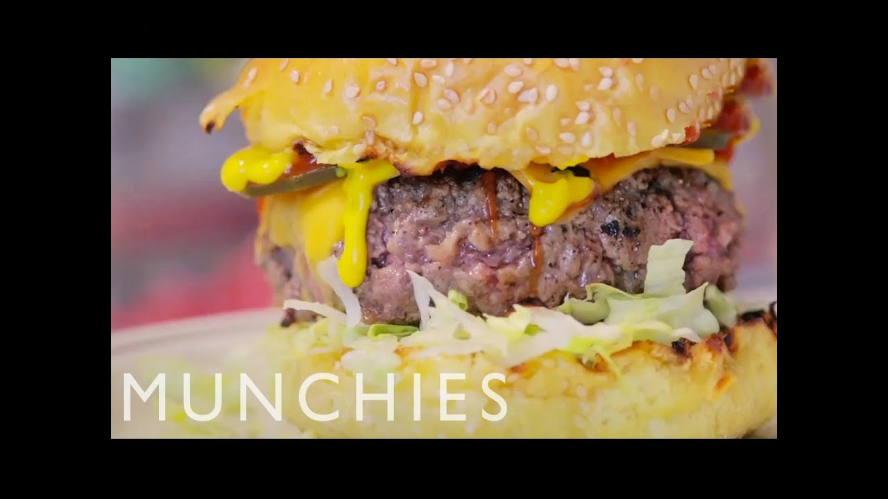 how to make a perfect cheeseburger youtube