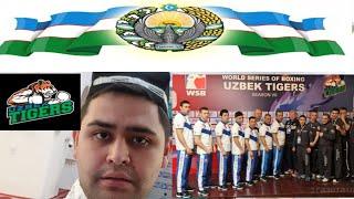 Uzbek Tigers 2018 Tarkibi Bilan Tanishing SANKT-PETERBURGDA tez kunda