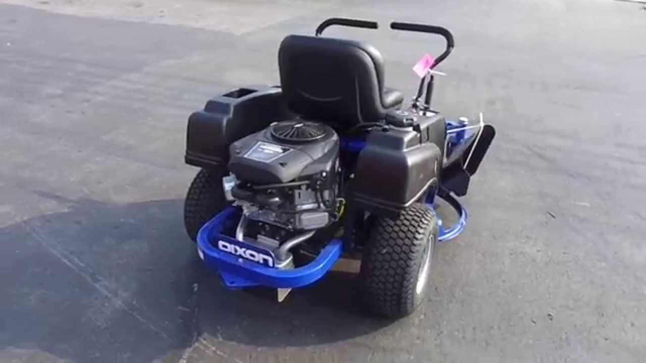 46 Dixon Speedztr 46 Zero Turn Lawn Mower With 22 Hp