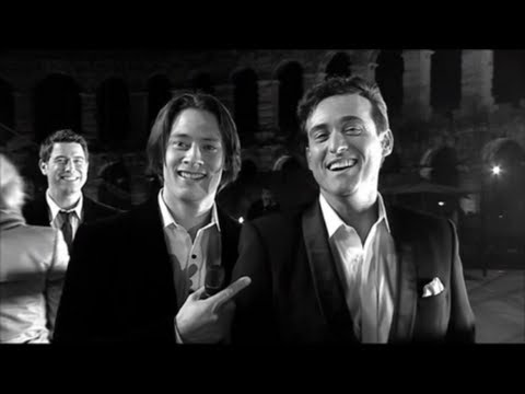 Il divo at the coliseum the promise in conversation - Il divo at the coliseum ...