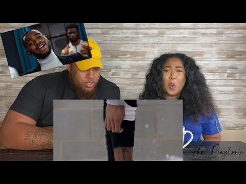 AMERICANS us  REACTION TO UK RAPPER gb | DAVE - Black (Official Music Video) | REACTION