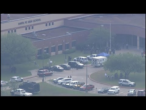 Suspect arrested in deadly Texas high school shooting