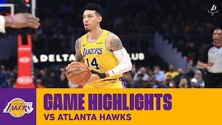 Los Angeles Lakers Vs Atlanta Hawks Full Game Nba