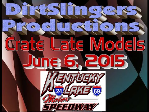 Crate Lates @ KLMS 6/6/15