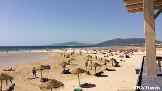Beach Trip Spain - Tarifa Beach - Spain's Best Beach thumbnail