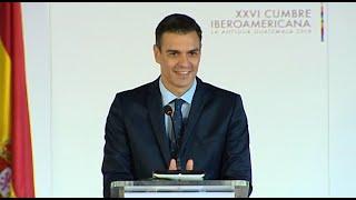Pedro Sánchez viajará el lunes a Marruecos