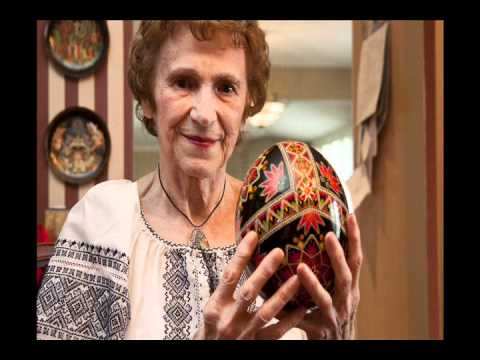 One in a Million: The Pysanka Artist