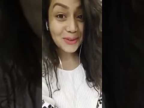 Neha Kakkar New Live Chat    Star Live