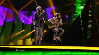 ByeAlex - Kedvesem (Zoohacker Remix) (Hungary) Eurovision 2013 Grand Final Original HD