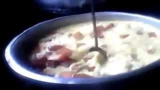 Making Of Double Ka Meetha Recipe In Telugu I Indian Steet Food Double Ka Meetha Recipe In Hyderabad
